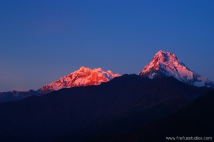 Annapurna South Massif