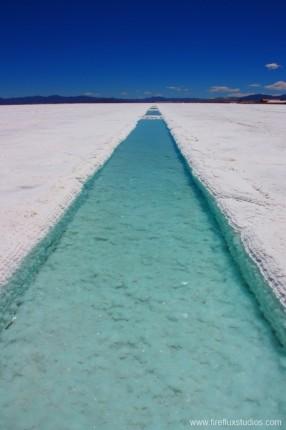 Pools Of Salt