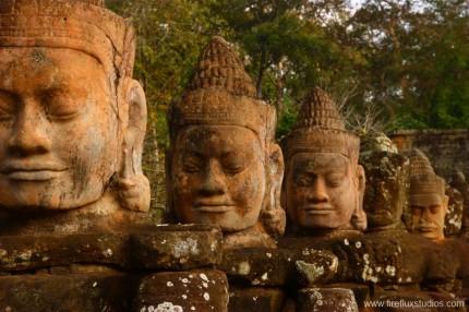 Stone Heads